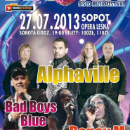 Discotex: Bad Boys Blue, BoneyM, Alphaville
