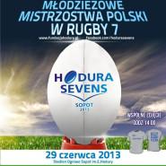 Młodzieżowe Mistrzostwa Polski w Rugby 7 - Hodura Sevens