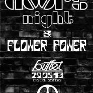 The Doors Night & Flower Power