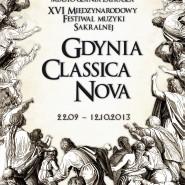 XVI Festiwal Muzyki Sakralnej - Gdynia Classica Nova
