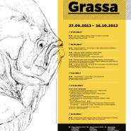 Wokół Grassa cykl wydarzeń zorganizowanych w 86. urodziny Güntera Grassa.