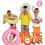 Kabaret Paranienormalni w programie Baltic Tour