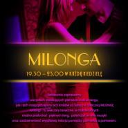 Milonga - wieczór z tangiem