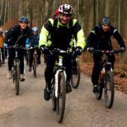 Wycieczka rowerowa przez szare, bure i ponure Kaszuby