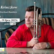 Sergiej Kriuczkow z jazzowym trio