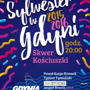 Sylwester w Gdyni 2015