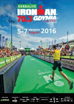 Herbalife Ironman 70.3 Gdynia 2016