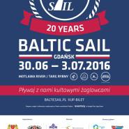XX Zlot Żaglowców Baltic Sail