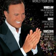 Julio Iglesias World Tour 2016