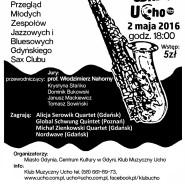 XIX Ogólnopolski Przegląd Młodych Zespołów Jazzowych i Bluesowych Gdyńskiego Sax Clubu