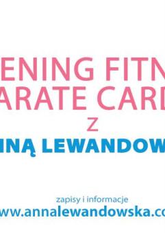 Trening z Anną Lewandowską w Gdańsku