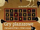 Gry planszowe - świadectwo cywilizacji