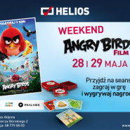 Weekend z Angry Birds