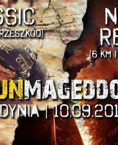 Runmageddon Gdynia - Classic, Nocny Rekrut i Kids