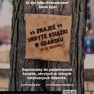 Książka GO. Znajdź ukryte książki w Gdańsku!