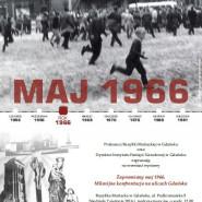 Zapomniany Maj 1966. Milenijna konfrontacja na ulicach Gdańska