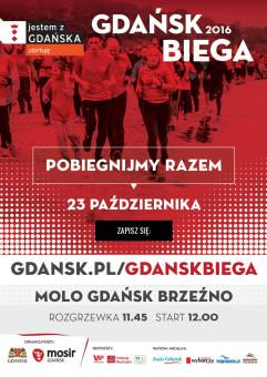 Gdańsk Biega 2016