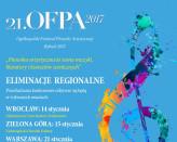 OFPA 2017 - Ogólnopolski Festiwal Piosenki Artystycznej