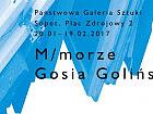 M/morze. Gosia Golińska