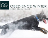 RAUKI Obedience Winter Cup 2017