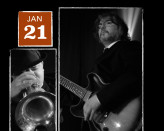 Jazz In Old Gdansk - Robert Jakubiec & Marek Gorski - Live Music - Concert