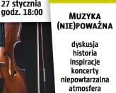 Muzyka (nie)poważna w Sopotece