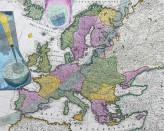 Aukcja map i widoków Polski