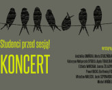 Koncert Studenci przed Sesją!