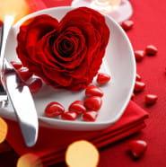 Walentynkowa Kolacja dla Zakochanych