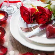 Kolacja Walentynkowa w Restauracji Zeppelin