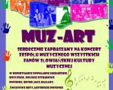 Koncert zespołu Muz-Art