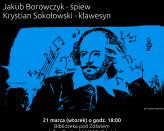 Zasłuchany Szekspir - koncert z okazji Światowego Dnia Poezji