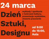 Dzień Sztuki, Designu i Kultury ASP
