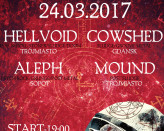 Hellvoid, Cowshed, Aleph, Mound