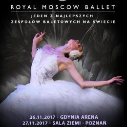 Royal Moscow Ballet: Jezioro Łabędzie