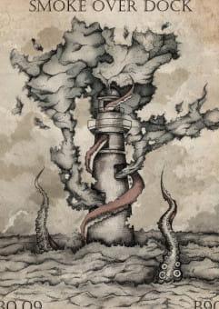 Smoke Over Dock II