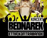 Kamil Bednarek z zespołem & Etna Kontrabande / KONCERT