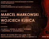 46. koncert z cyklu Katedra Instrumentów Smyczkowych