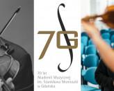 Inauguracja obchodów Jubileuszu 70-lecia Akademii Muzycznej
