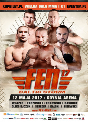 FEN17 - Fight Exclusive Night