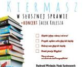 Kiermasz w słusznej sprawie + Jacek Kulesza #pomagamymadzi