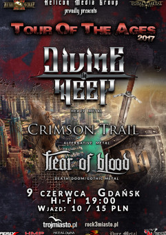 Divine Weep /  Crimson Trail / Fear Of Blood