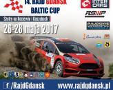 14 Rajd Gdańsk Baltic Cup 2017