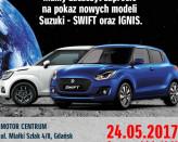 Premiera Suzuki SWIFT i IGNIS
