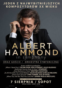 Albert Hammond in symphony oraz goście