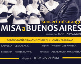 Misa a Buenos Aires Martin Palmeri
