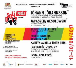 Solidarity of Arts 2017
