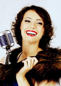 Krystyna Durys celebrates Ella Fitzgerald