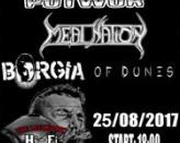 Super Potwór, Meat Nation, Borgia, Of Dunes