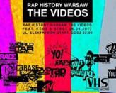 RAP History Warsaw The Videos x STEEZ (Pro8l3m) x DJ KEBS